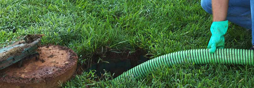 Comprehensive Pumping Service for Septic Tanks in Charlottesville